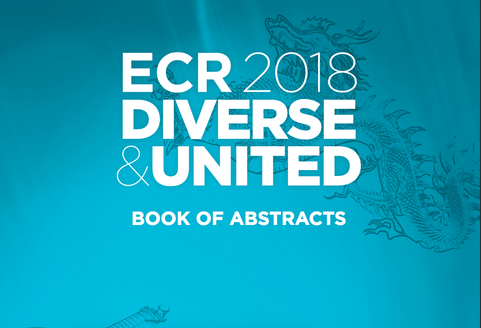 ECR 2018 Book of Abstracts